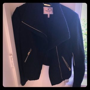 Juicy couture moto jacket NWT